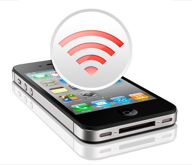 تبدیل تلفن همراه به مودم hotspot-wifi