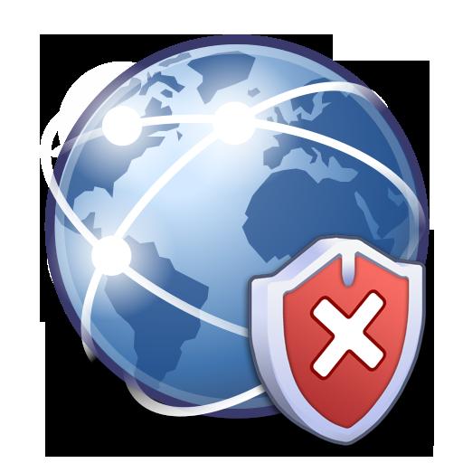 جلوگیری از دسترسی یک برنامه به اینترنت